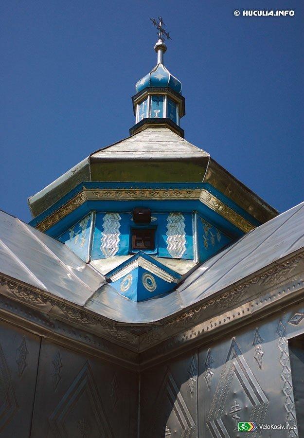 Церква Успіння Богородиці в селі Пістинь — найстаріший храм Гуцульщини, фото-6