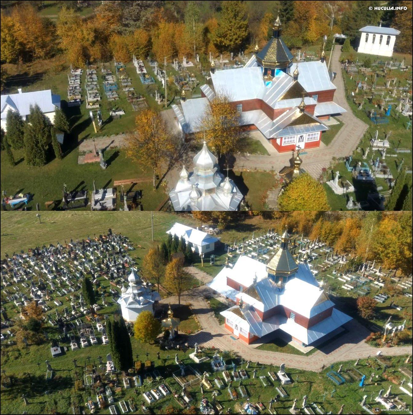 Церква Успіння Богородиці в селі Пістинь — найстаріший храм Гуцульщини, фото-1