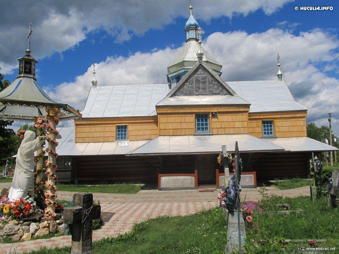 Церква Успіння Богородиці в селі Пістинь — найстаріший храм Гуцульщини, фото-3