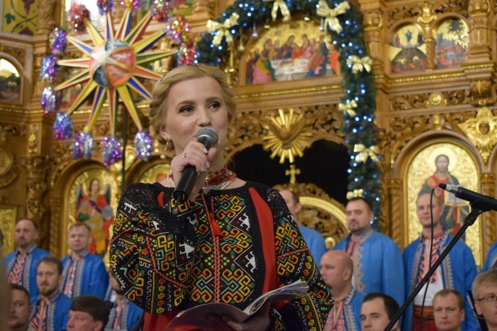 """Урочистим концертом завершився міжнародний фестиваль """"Коляда на Майзлях"""", фото-6"""