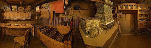 Музей народного мистецтва у Коломиї: магічні знаки гуцулів, портрет цісаря та бартка Івана Франка, фото-2