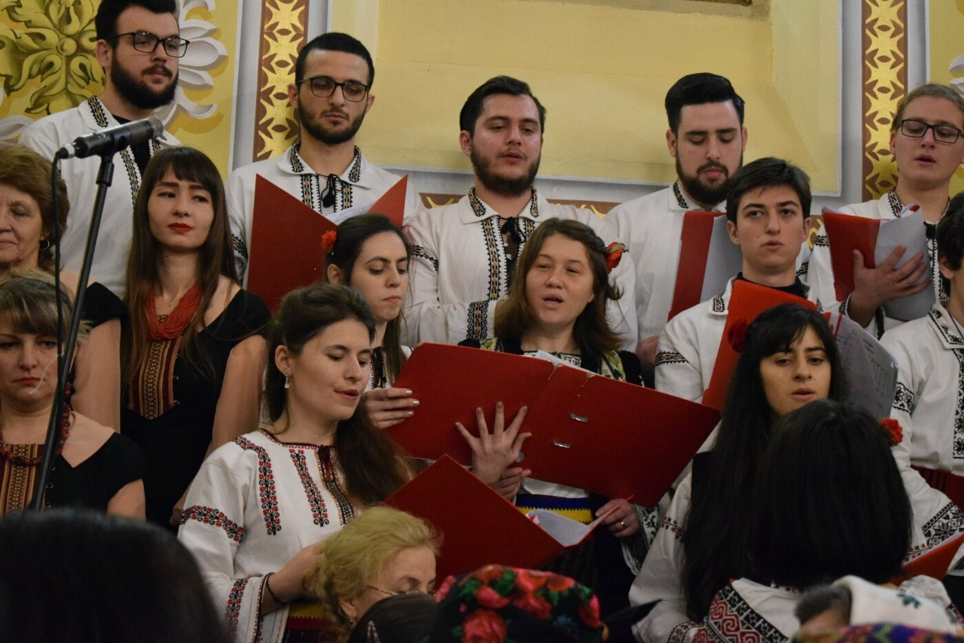 """Урочистим концертом завершився міжнародний фестиваль """"Коляда на Майзлях"""", фото-3"""