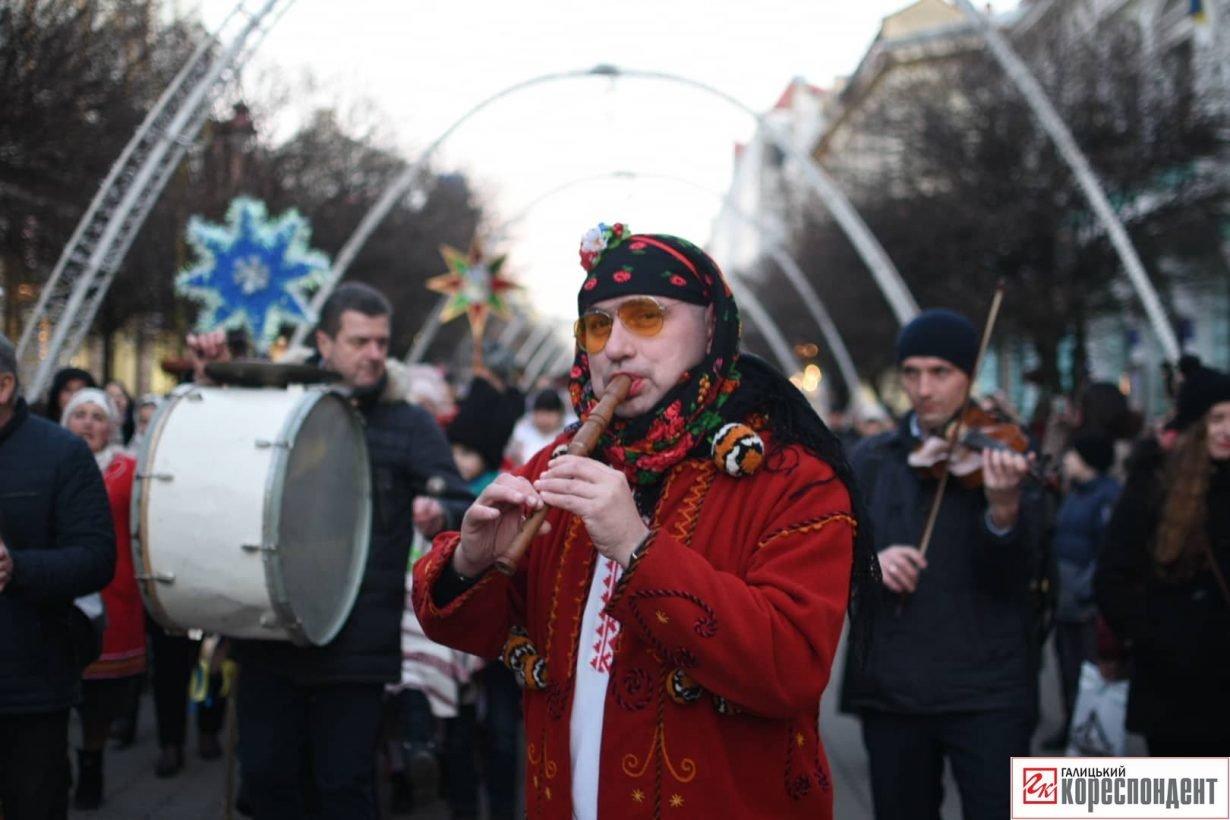 В центрі Франківська пройшов парад Маланок. ФОТО, фото-7
