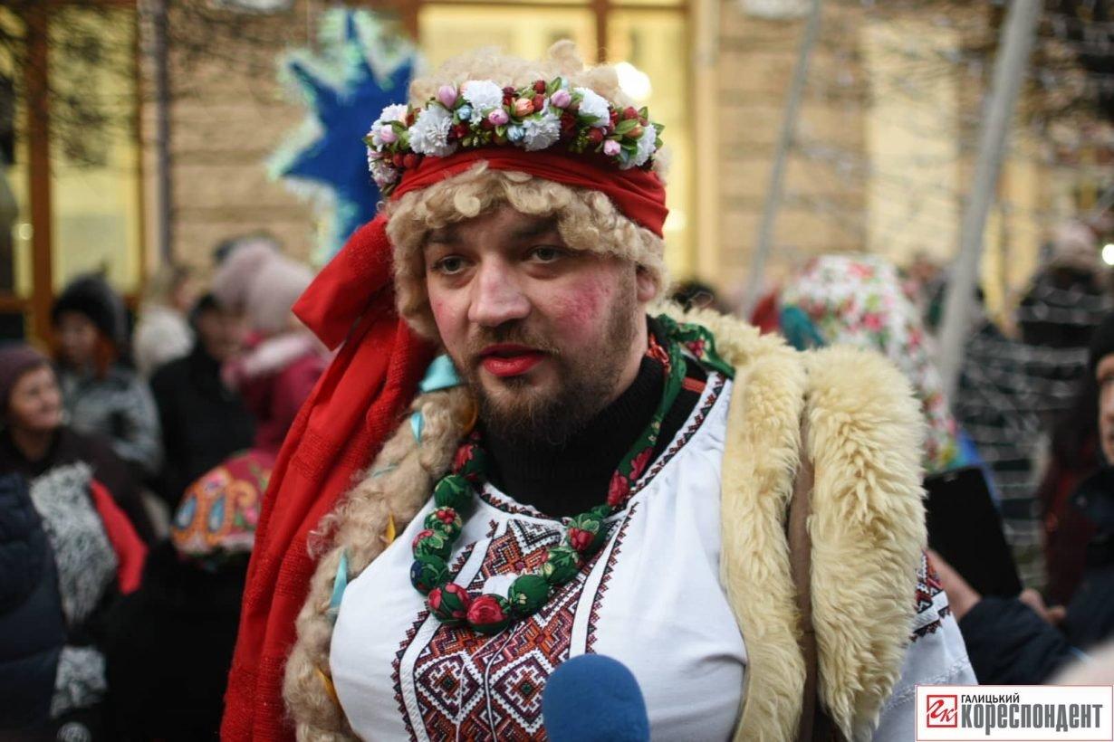 В центрі Франківська пройшов парад Маланок. ФОТО, фото-10
