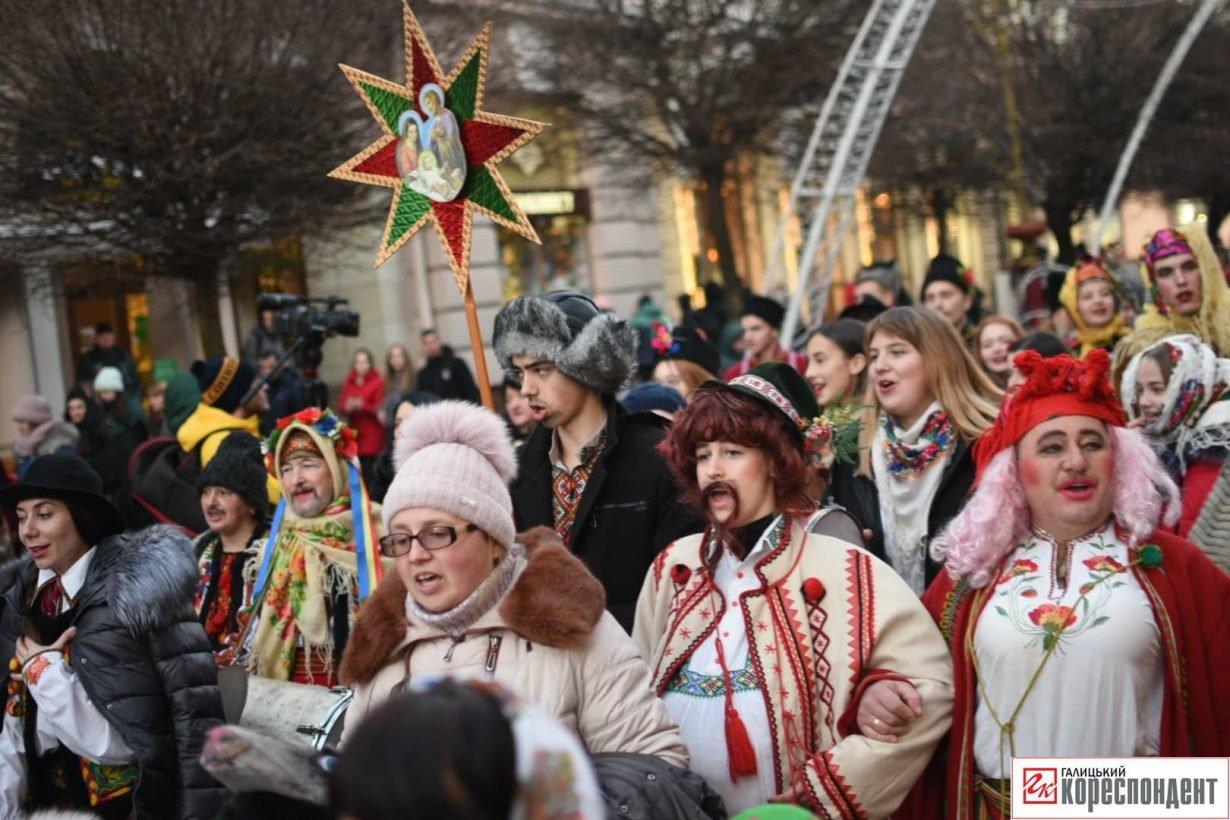 В центрі Франківська пройшов парад Маланок. ФОТО, фото-11