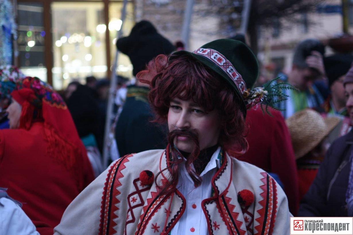 В центрі Франківська пройшов парад Маланок. ФОТО, фото-3