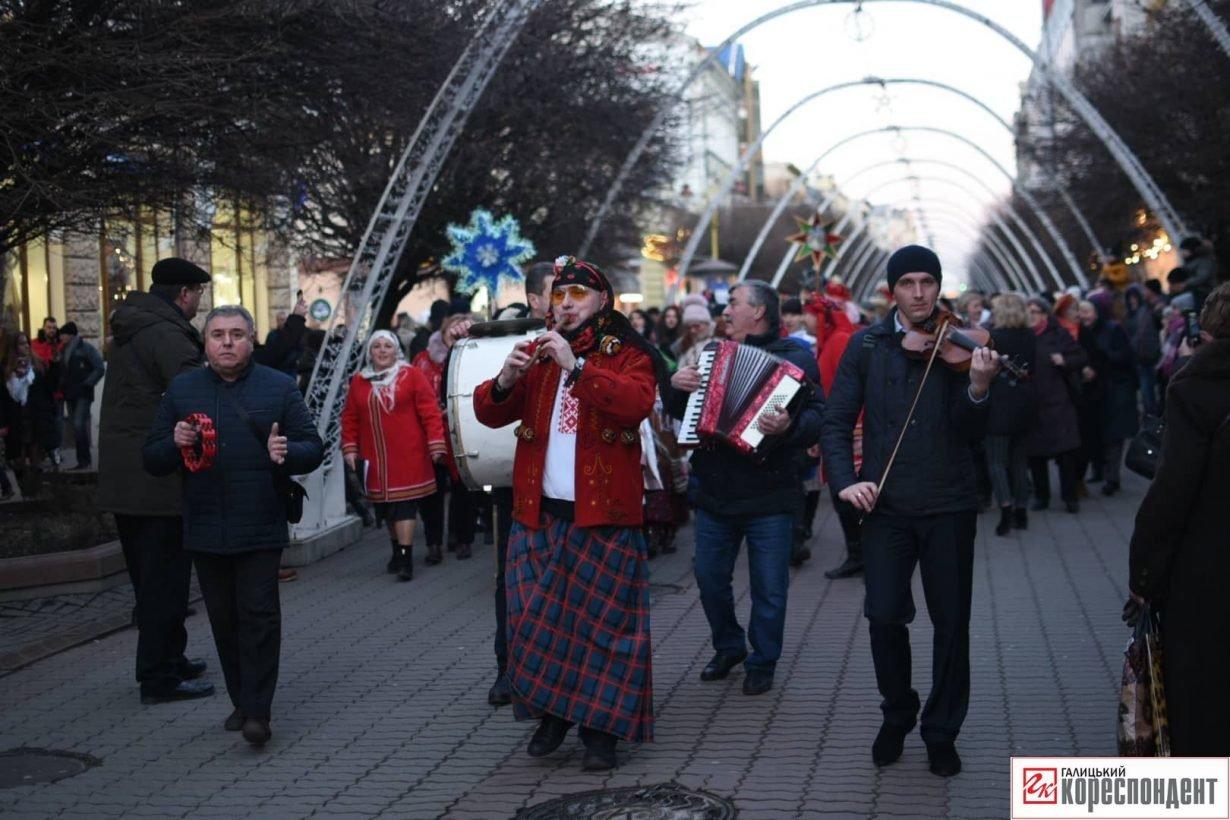 В центрі Франківська пройшов парад Маланок. ФОТО, фото-4