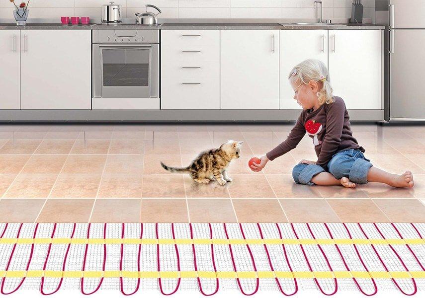Тепла підлога - альтернатива традиційному опаленню, фото-2