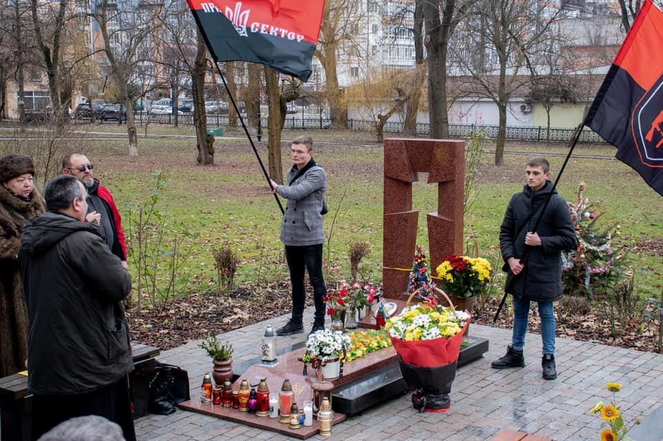 У Франківську вшанували пам'ять загиблого захисника України Григорія Семанишина (ФОТО), фото-4