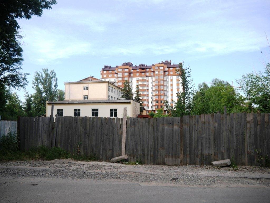 Держархбудконтроль оштрафував на 770 тисяч підприємство за будівництво біля міського озера, фото-1