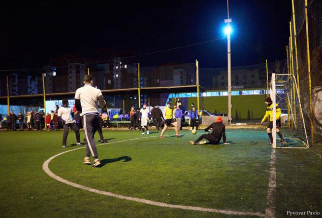 У Франківську відбувся кубок міського голови з футболу, фото-1