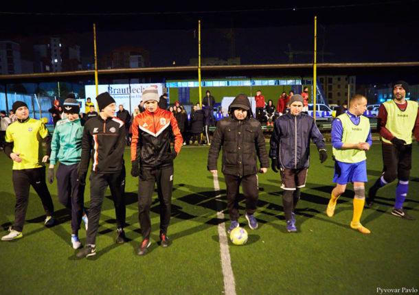 У Франківську відбувся кубок міського голови з футболу, фото-3
