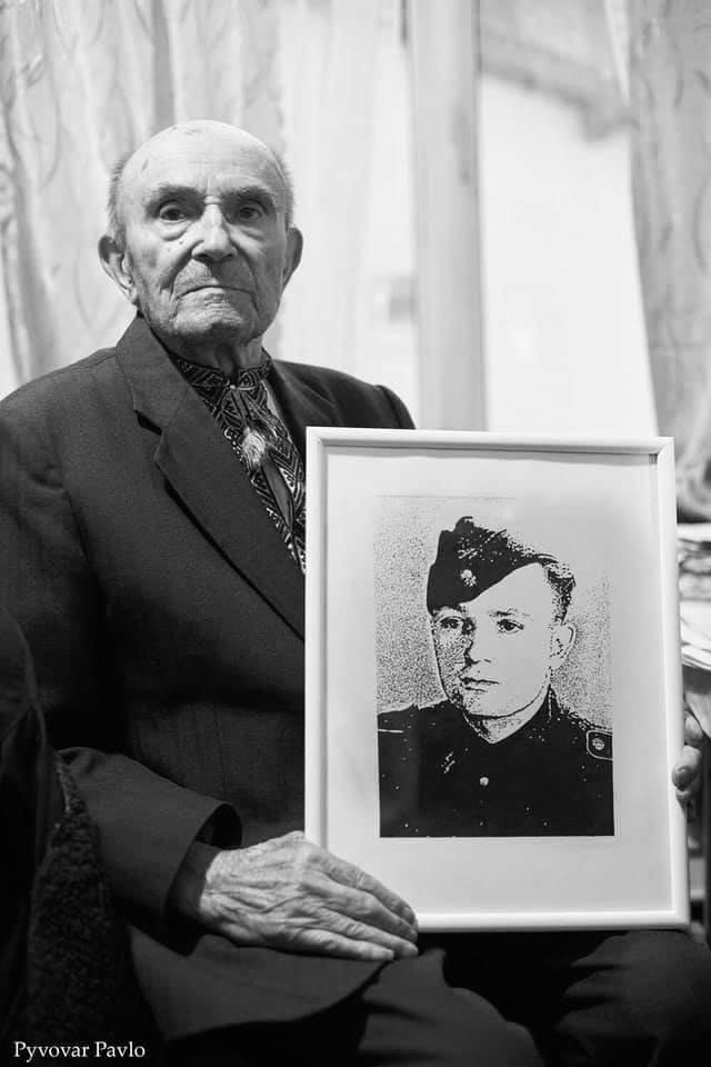 """Прощання з легендою. У Франківську в понеділок будуть прощатися з ветераном дивізії """"Галичина"""", фото-1"""