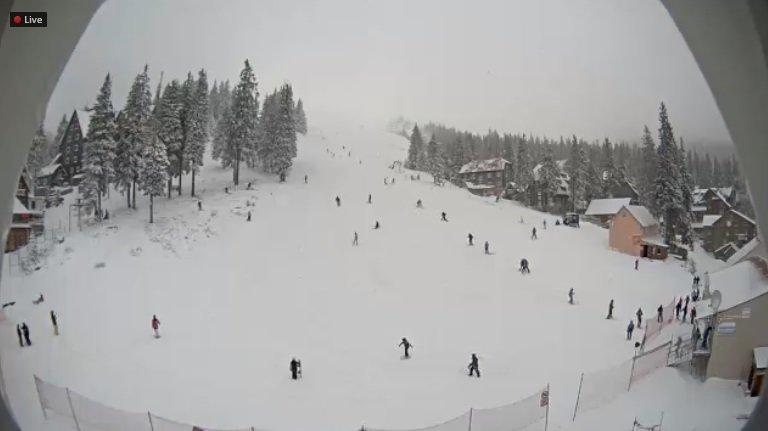 На Драгобрат прийшла зима - випало до 30 см снігу (ФОТО, ВІДЕО), фото-1