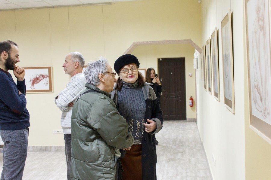 Персональна виставка художника Миколи Грицеляка відкрилась в Івано-Франківську (фото), фото-2