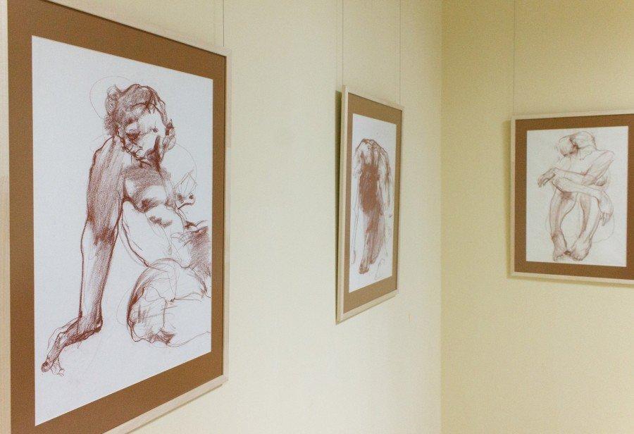 Персональна виставка художника Миколи Грицеляка відкрилась в Івано-Франківську (фото), фото-4