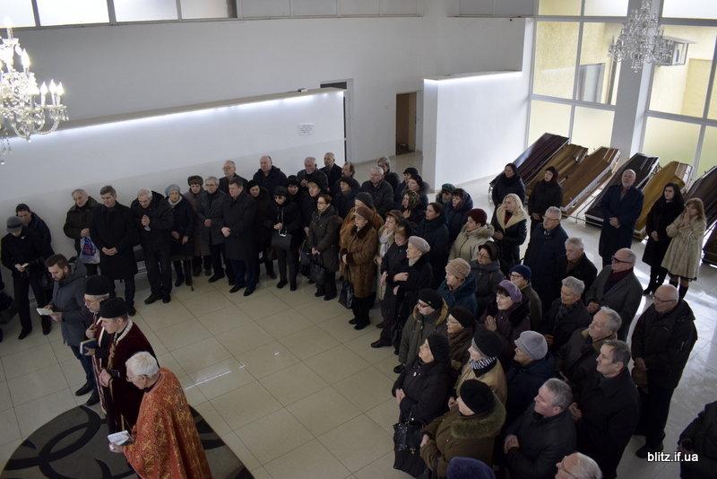 В Франківську прощалися з племінницею Бандери - Дарією Возняк, фото-2