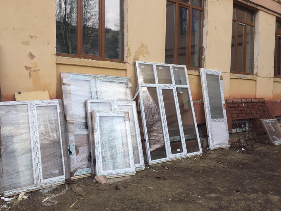В Івано-Франківську продовжують реалізовувати програму НЕФКО з утеплення закладів освіти, фото-1