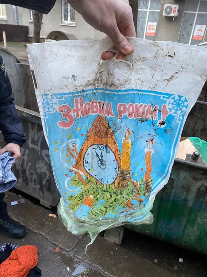 Невідомі в Франківську викинули в смітник цуценят у пакеті з водою. Небайдужі просять свідків відгукнутися (фото), фото-3