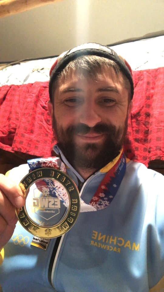 Ветеран АТО із Калущини Микола Левкун виборов перше місце з парабобслею у США , фото-2