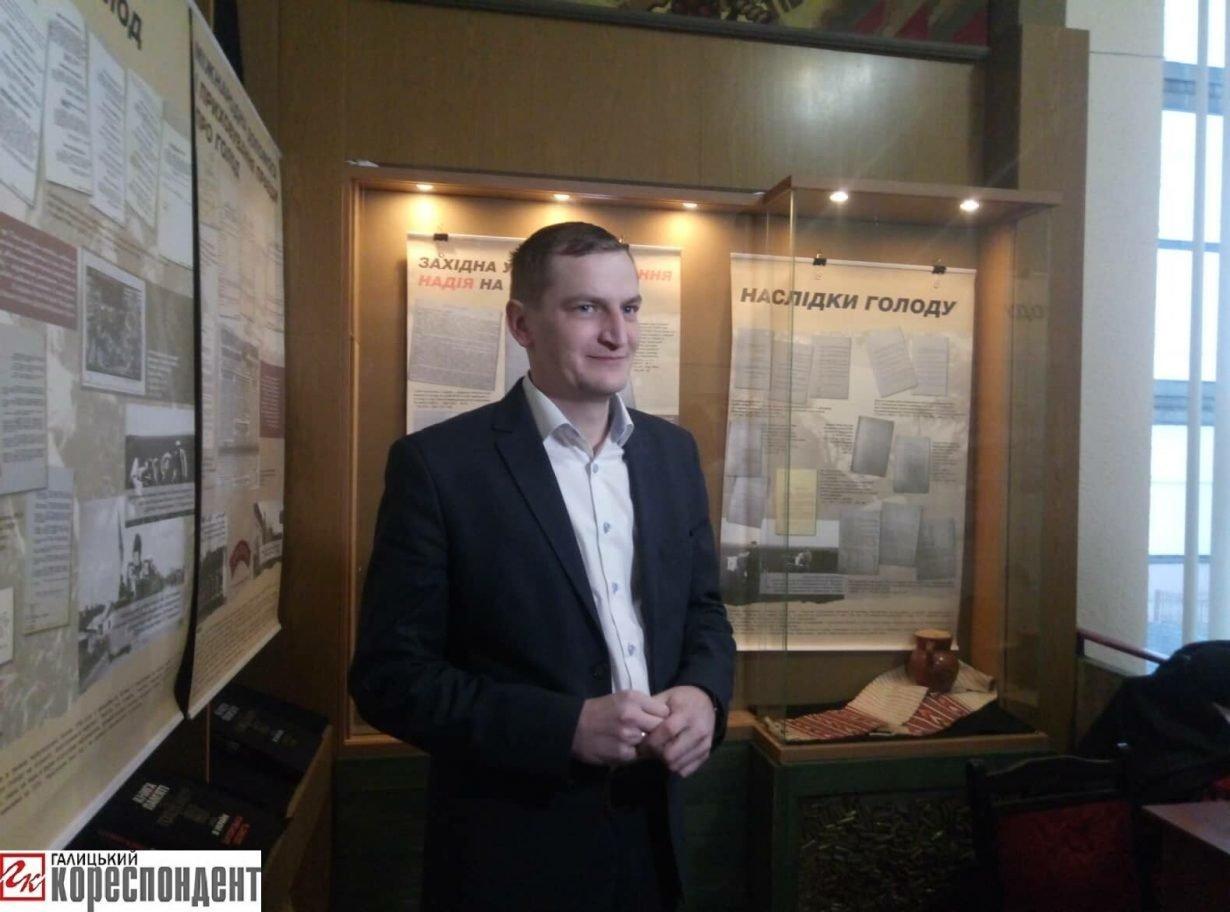 """У Франківську відкрили виставку """"Масовий голод 1946 – 1947 років"""" (фото), фото-2"""