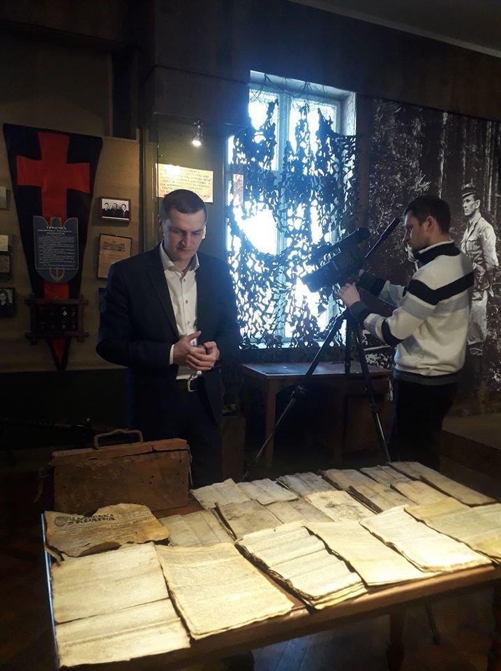 На Прикарпатті знайшли та передали до музею архів УПА в ящику від патронів (фото), фото-2