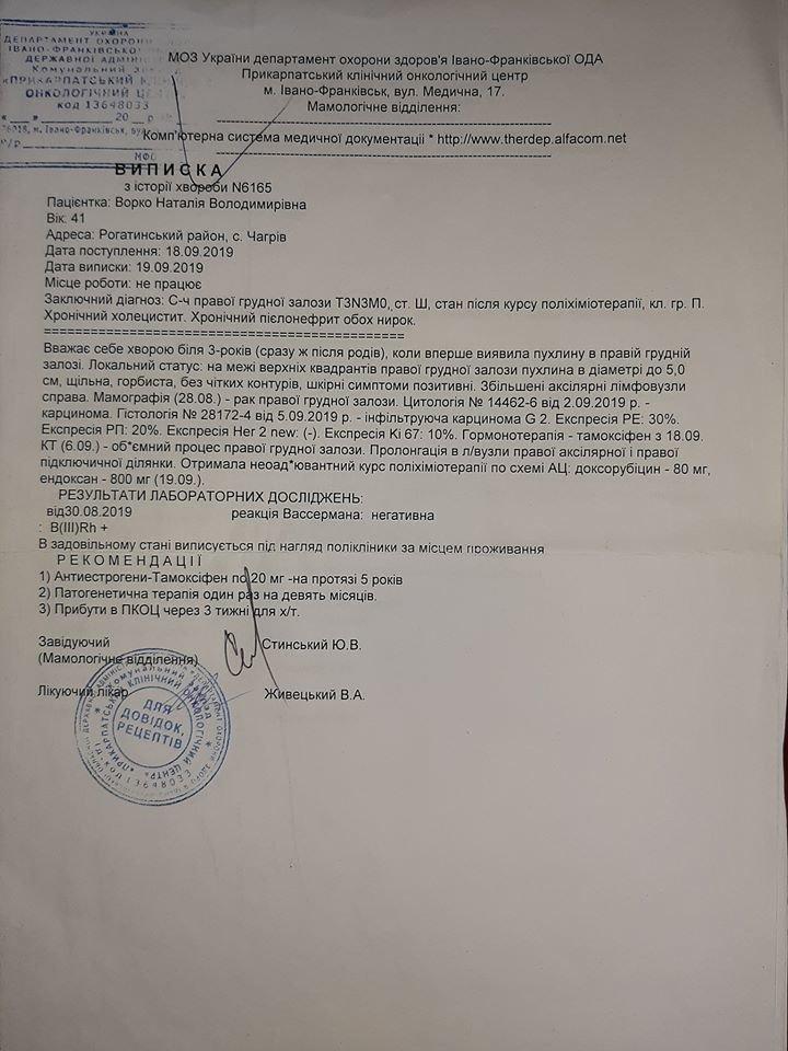 Дуже потрібна допомога матері 4 дітей з Івано-Франківська, фото-2