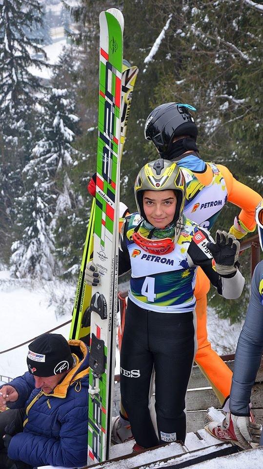 У Ворохті провели чемпіонат України зі стрибків із трампліна на лижах, фото-1