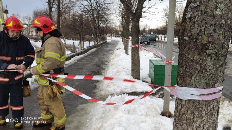 Знесені дахи та повалені дерева: на Долинщині рятувальники ліквідовують наслідки негоди, фото-1