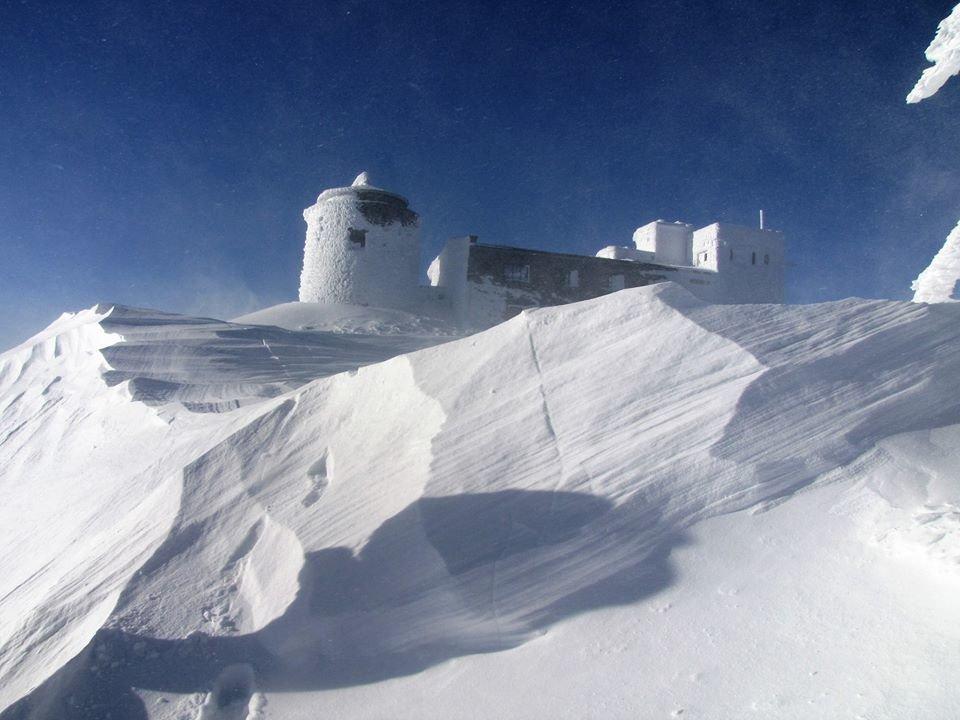 """Обсерваторія """"Білий слон"""" та Чорногора. Зимові Карпати у полоні снігу (фото, відео), фото-4"""