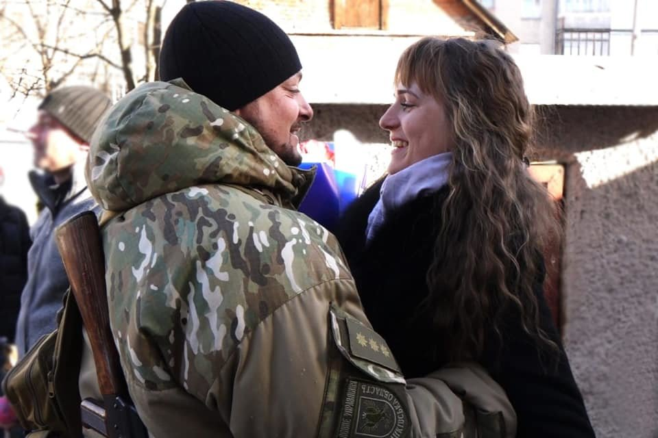 Зведений загін поліціянтів Прикарпаття повернувся із зони проведення ООС (ФОТО, ВІДЕО), фото-1