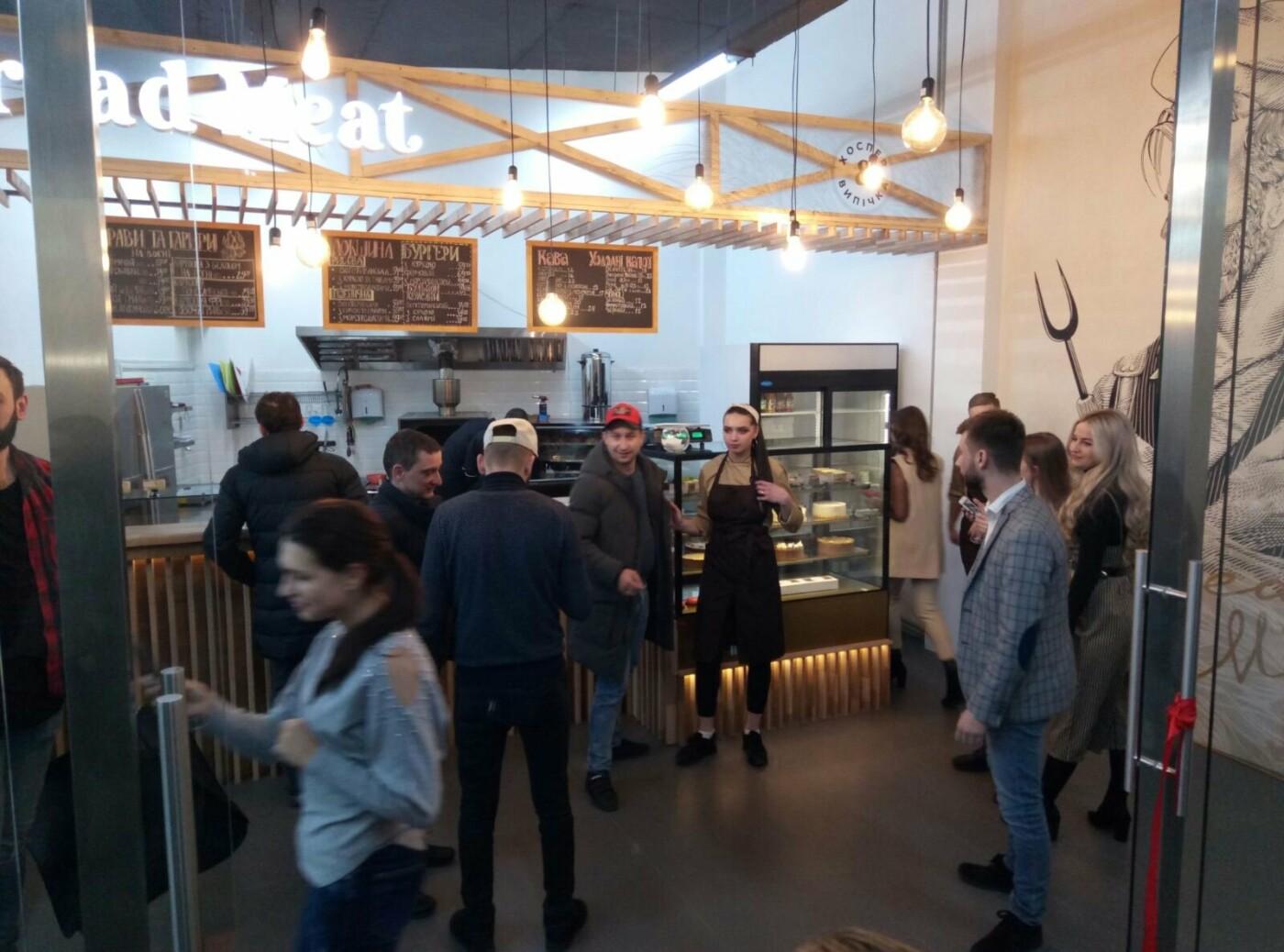 """Новий заклад громадського харчування Bread Meat відкрили в ТЦ """"Центральний"""" (фото), фото-3"""