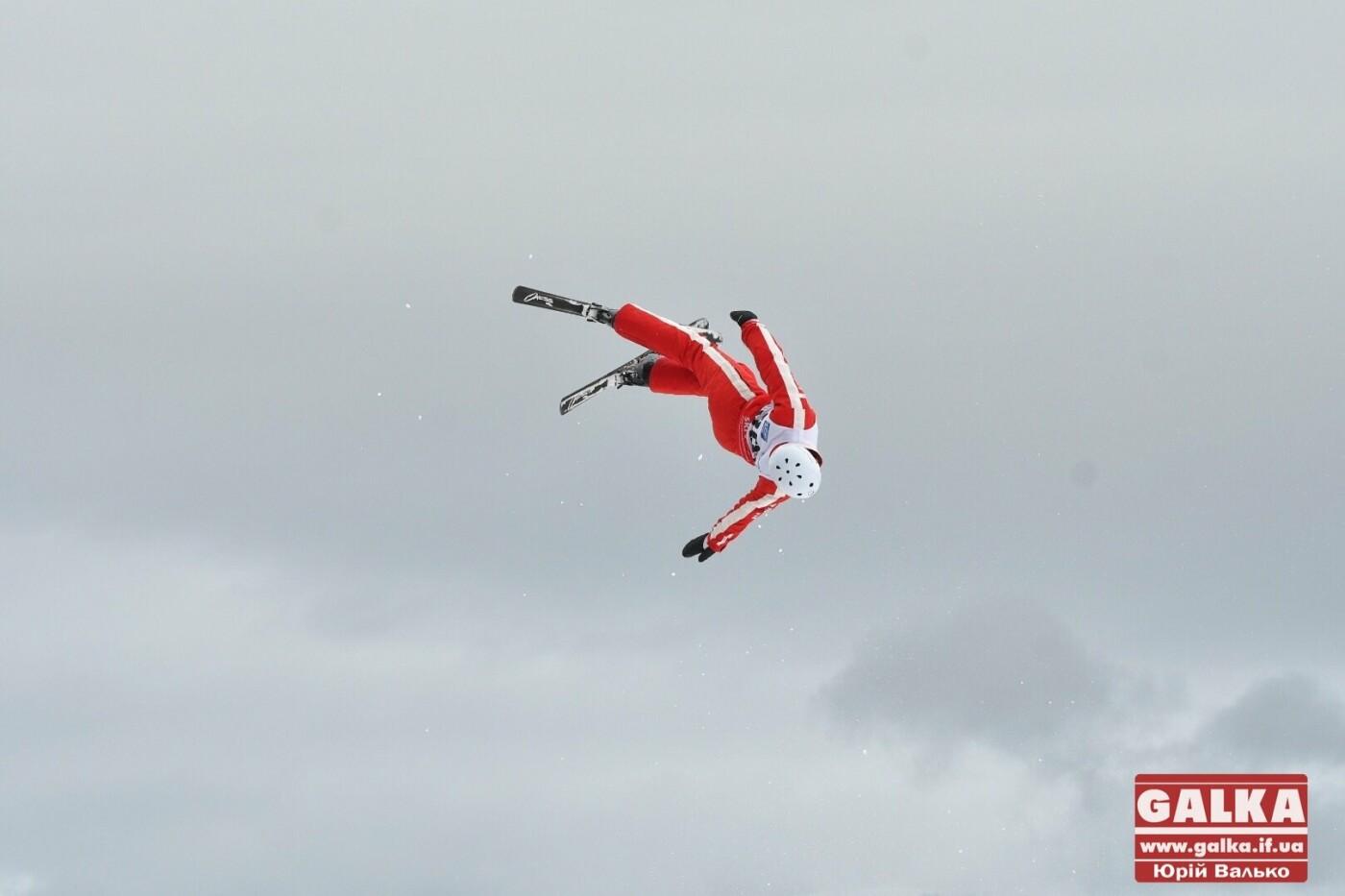На Прикарпатті  провели кубок Європи з лижної акробатики  (ФОТО), фото-4
