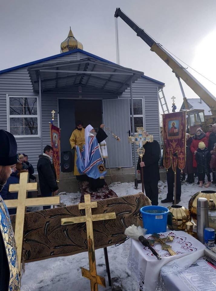 Завдяки коштам з Росіїі за рекордний термін збудували храм УПЦ МП (ФОТО), фото-1