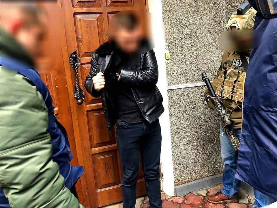 На хабарі затримали в. о. начальника відділу поліції на Франківщині (фото), фото-2