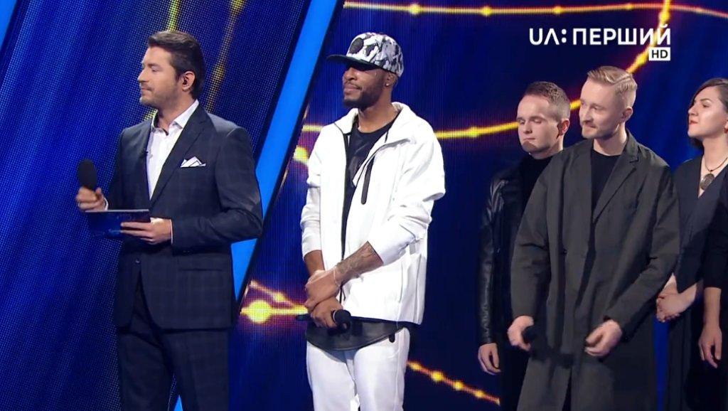 Мешканець Прикарпаття виступив на сцені Нацвідбору на Євробачення (фото, відео), фото-2