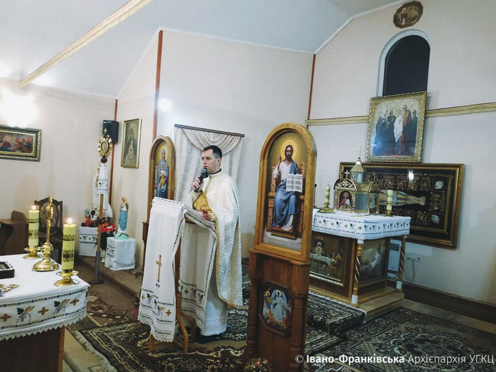 У франківському храмі священики тиждень читали людям цікаві лекції, фото-2
