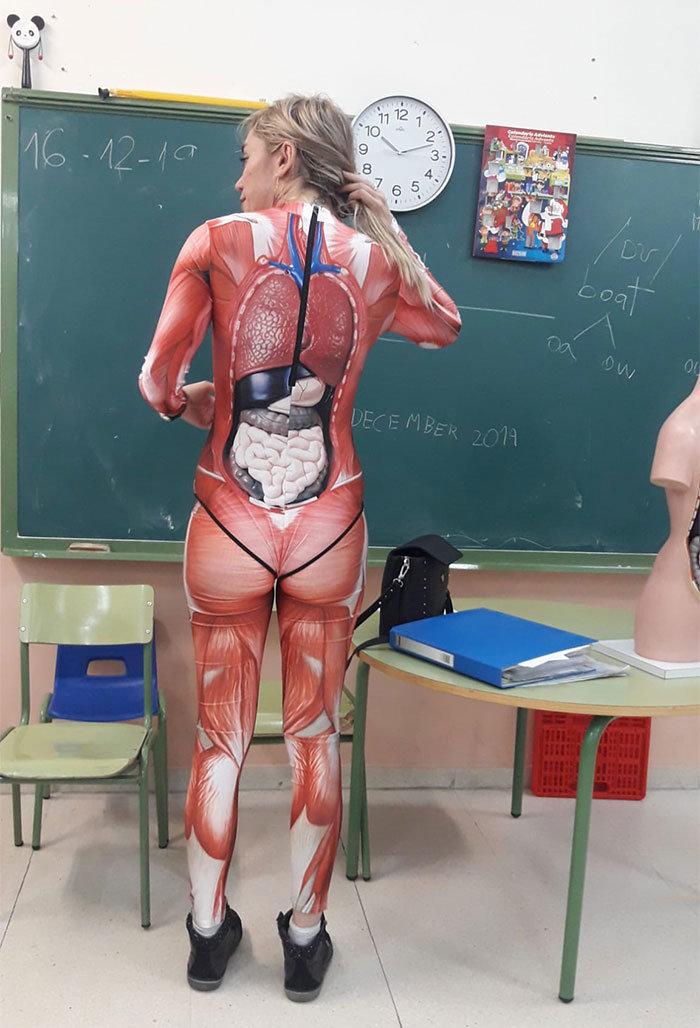 Вчителька вміє цікаво викладати біологію. Як зацікавити дітей до знань, фото-2