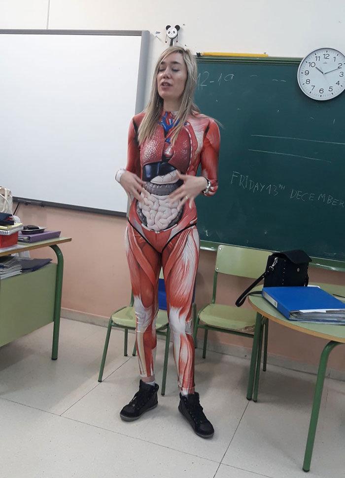 Вчителька вміє цікаво викладати біологію. Як зацікавити дітей до знань, фото-3