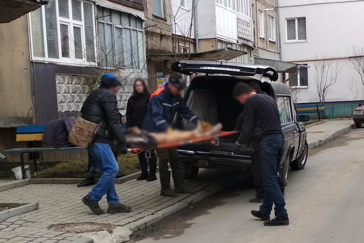 У підвалі будинку на Хоткевича знайшли тіло чоловіка (фото), фото-1