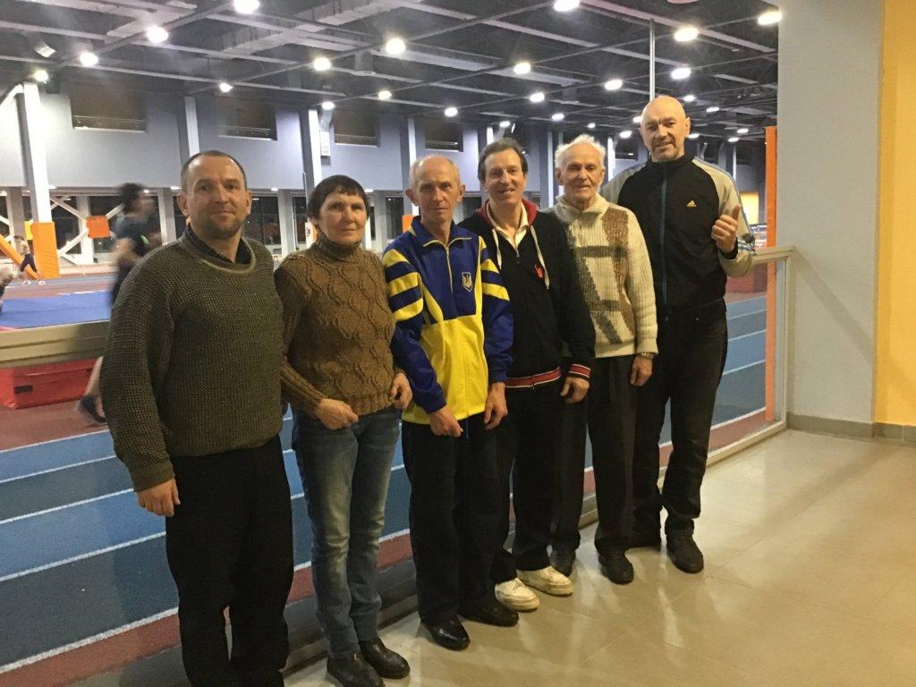 80-річний легкоатлет з Франківська встановив три національні рекорди на чемпіонаті України, фото-1