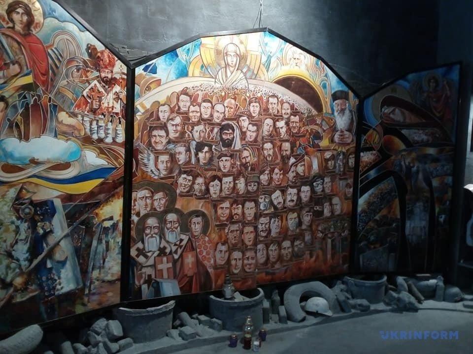 Світлини і речі з Майдану. Музей Небесної сотні працює в Івано-Франківську (ФОТО), фото-3