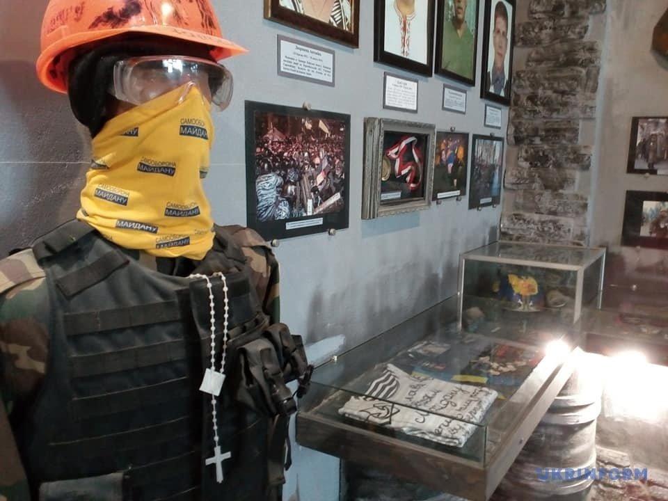 Світлини і речі з Майдану. Музей Небесної сотні працює в Івано-Франківську (ФОТО), фото-1
