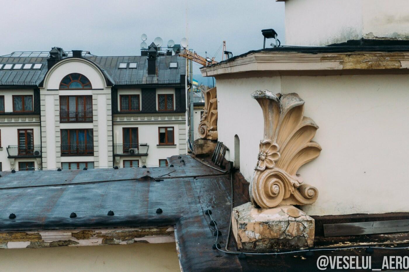 Фотограф поділився світлинами ратуші з висоти., фото-2