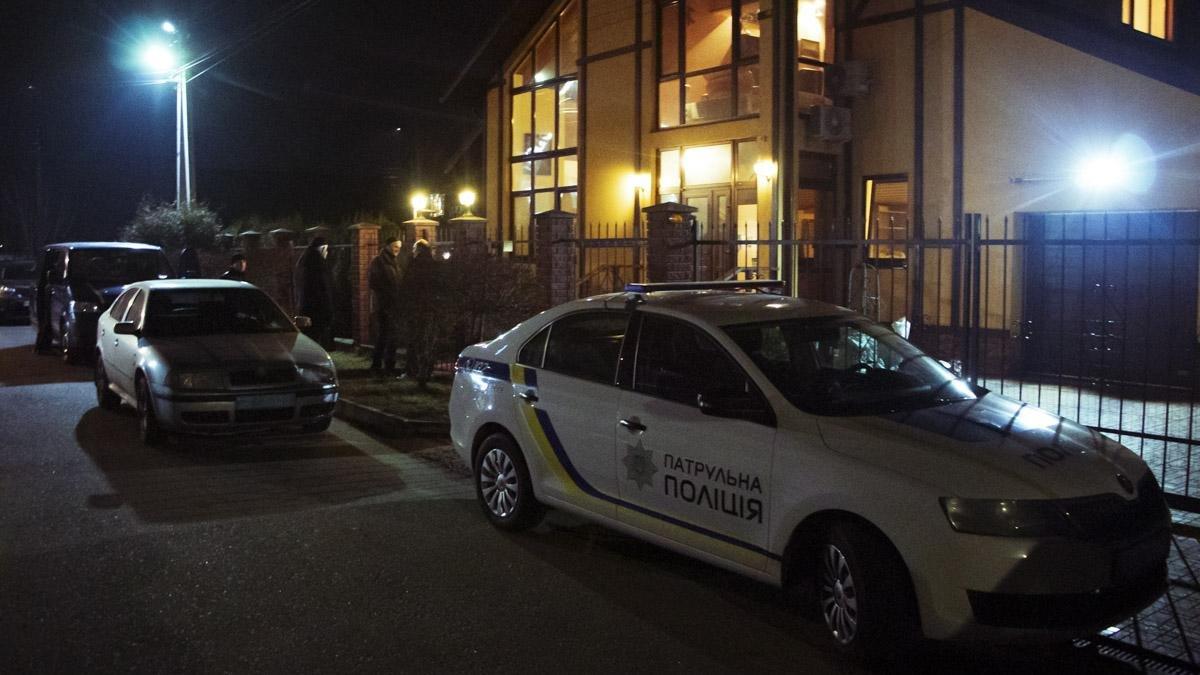 Під Києвом у будинку міністра уряду Азарова застрелився бізнесмен , фото-1