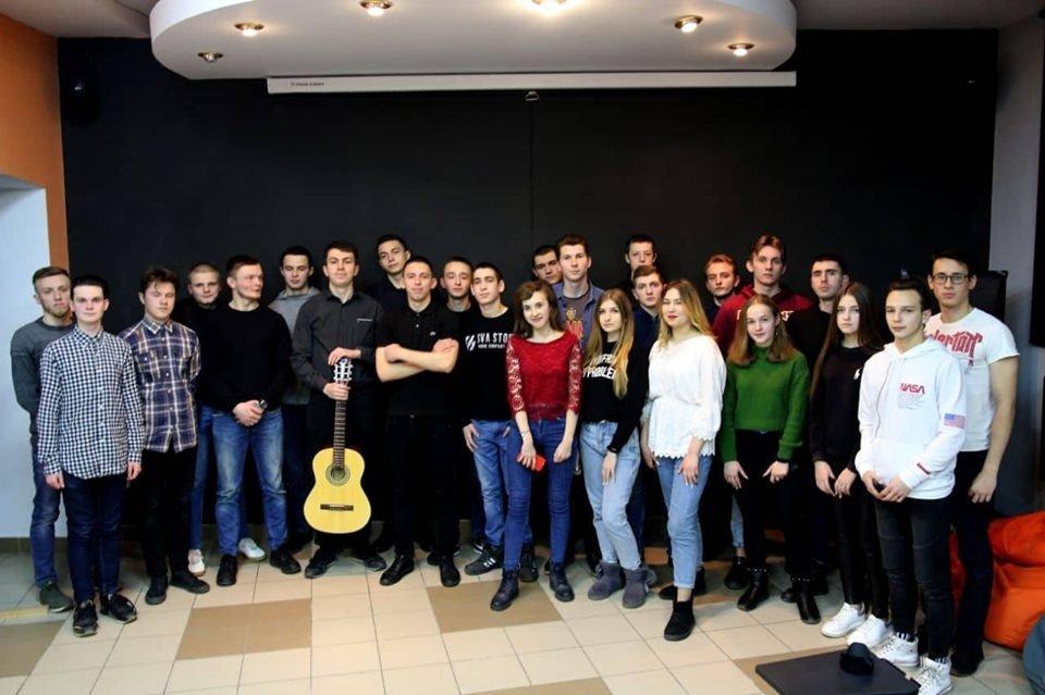 """""""Стилет і стилос"""". У Франківську набирає популярність творчий студентський проект, фото-8"""