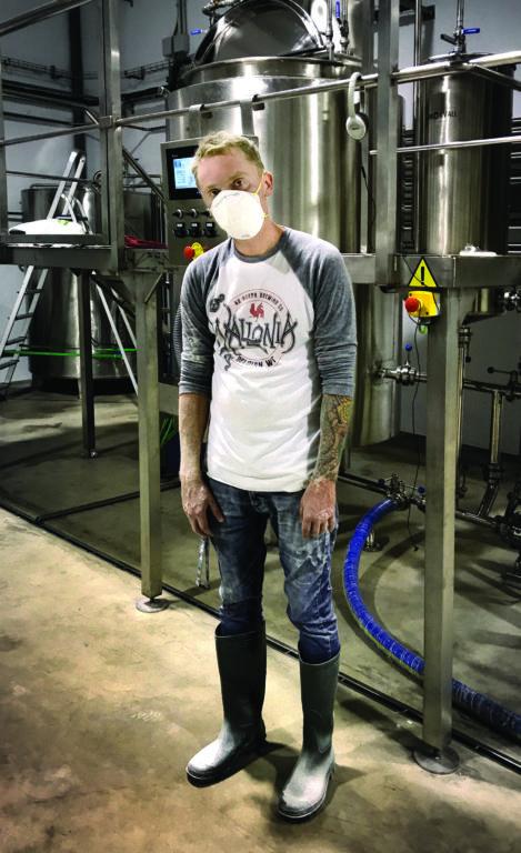«Крафтове пиво – це свобода!». Франківчанин, що створив у США елітне пиво (фото, відео), фото-3