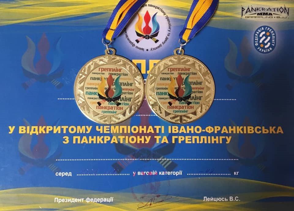 Відкритий чемпіонат Франківської області з греплінгу завершився на Прикарпатті, фото-2