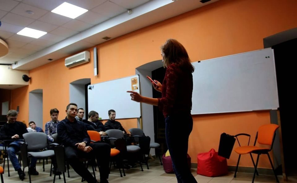 """""""Стилет і стилос"""". У Франківську набирає популярність творчий студентський проект, фото-5"""