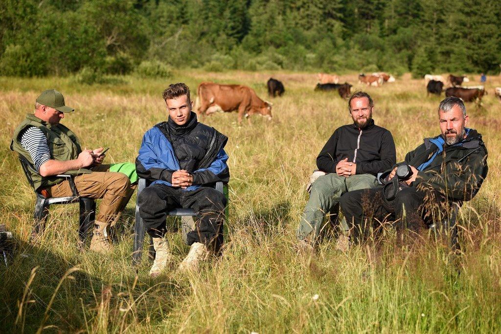 Актори серіалу «Карпатський рейнджер» поділилися своїми враженнями від зйомок у Карпатах (фото), фото-2